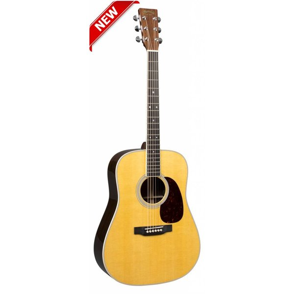 Martin Martin D-35E (Fishman Elect) Left (New 2018) Standard Series (Case Included)