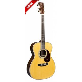 Martin Martin 000-42 Left (New 2018) Standard Series (Case Included)