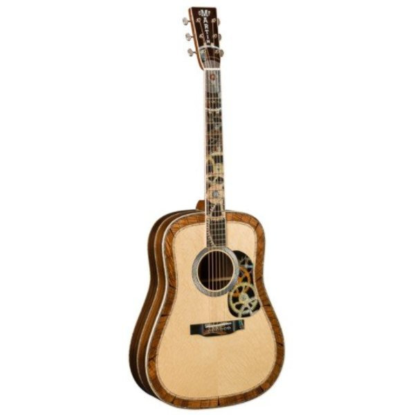 Martin Martin D-200 Deluxe Left Limited/Special Editions (Case Included)