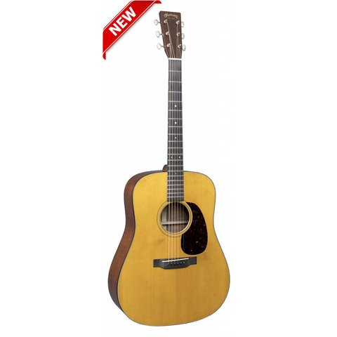 Martin D-18 Authentic 1939 Aged Left Authentic (Case Included)