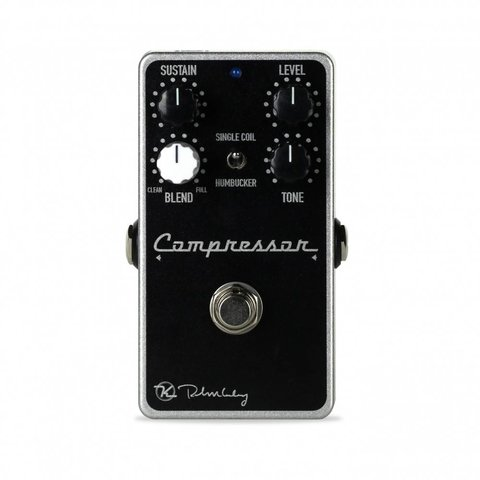 Keeley Compressor Plus 4 Knob
