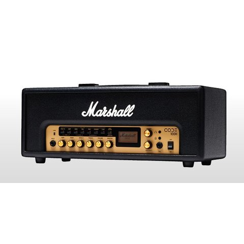 Marshall Code100H 100-watt Digital Head