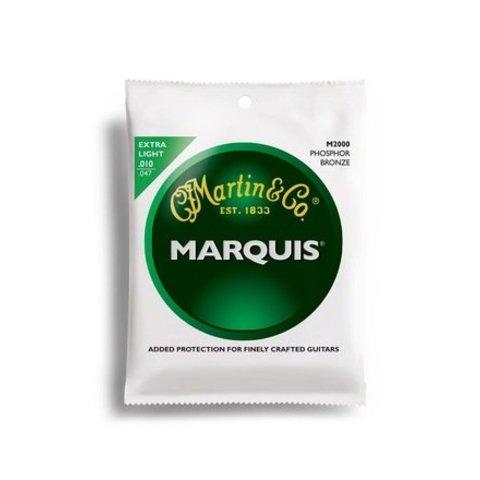 Martin Marquis, 12 Stg, Extra Light, 80/20