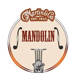 Martin Martin Mandolin, Light, 80/20