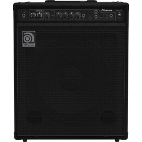 "Ampeg BA-115v2 1 x 15"" 150W RMS, Single 15"" Ported, Combo with Scrambler"