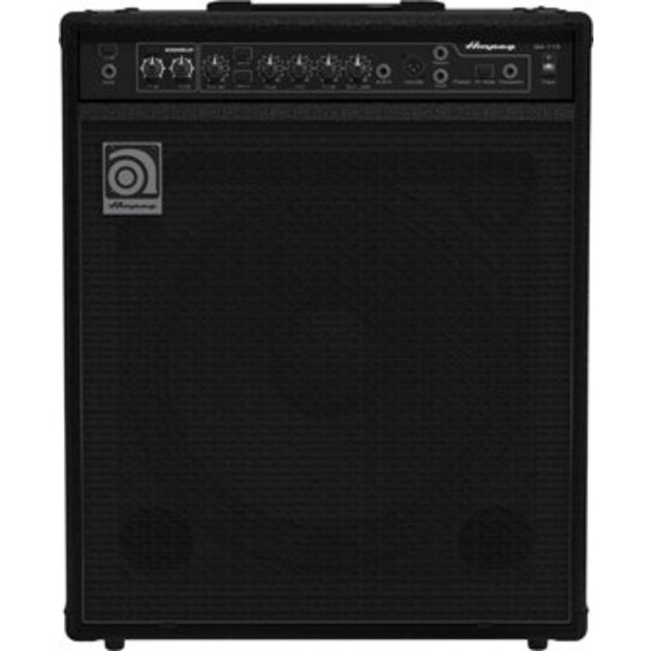 "Ampeg Ampeg BA-115v2 1 x 15"" 150W RMS, Single 15"" Ported, Combo with Scrambler"