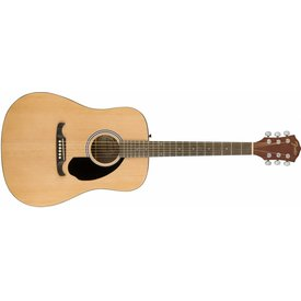 Fender FA-125 Dreadnought w/Bag, Natural