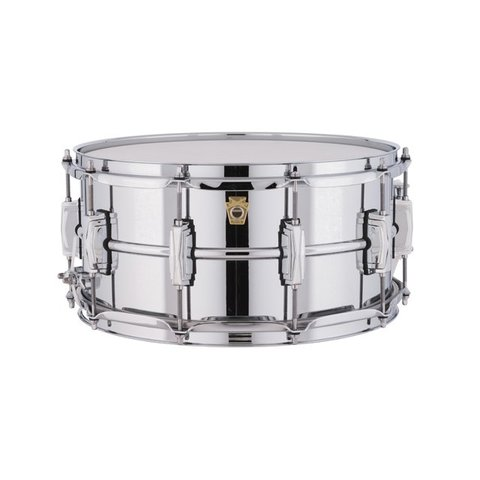 "Ludwig LM402B 6.5"" x 14"" Factory Extra Supraphonic"