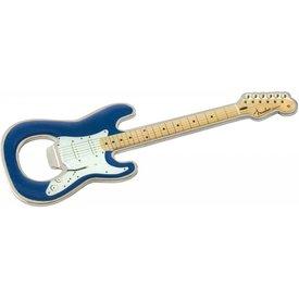 Fender Fender Stratocaster Blue Bottle Opener Magnet