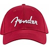 Fender Logo Stretch Cap, Red