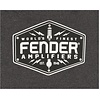 Fender Bolt Down T-Shirt, Charcoal, L