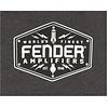 Fender Bolt Down T-Shirt, Charcoal, M