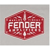 Fender Bolt Down T-Shirt, Silver, M
