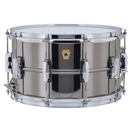 "Ludwig Ludwig LB417 6 1/2"" x 14"" Supra-Phonic Black Beauty"