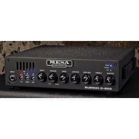 Mesa boogie Mesa/Boogie Subway D-800 Lightweight 800-watt Bass Head