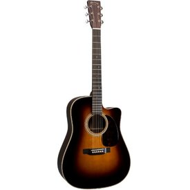 Martin Martin HDC-28E Sunburst (Fishman Electronics) Standard Series (Case Included)
