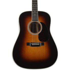 Martin Martin D-35 Sunburst Left (New 2018) Standard Series (Case Included)