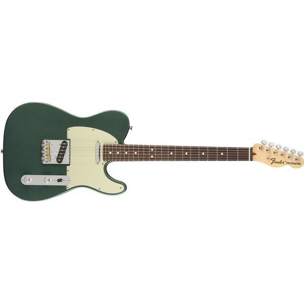 Fender American Special Telecaster, Rosewood Fingerboard, Sherwood Green Metallic