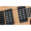X Series Soloist SLX Spalted Maple, Dark Walnut Fingerboard, Natural