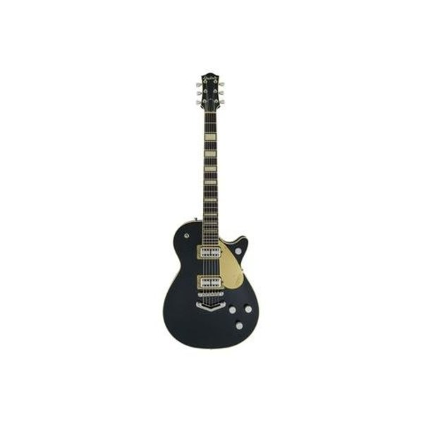 Gretsch Guitars G6228 Players Edition Jet BT with V-Stoptail, Rosewood Fingerboard, Black