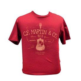Martin Martin CFM D-28 Tee, XL