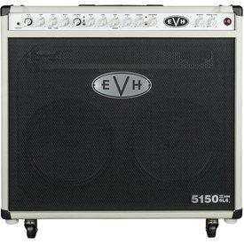 EVH 5150III 2x12 50W 6L6 Combo, Ivory, 120V