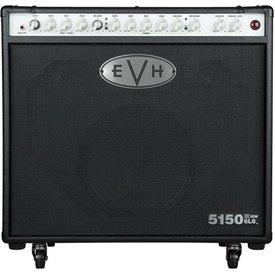 EVH 5150III 1x12 50W 6L6 Combo, Black, 120V