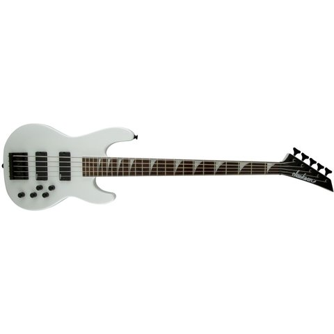 X Series Concert Bass CBXNT V, Rosewood Fingerboard, Snow White