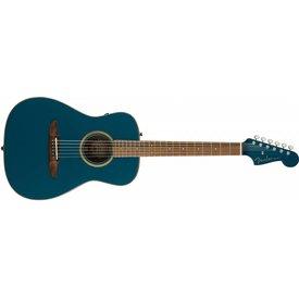 Fender Malibu Classic, Cosmic Turquoise w/bag