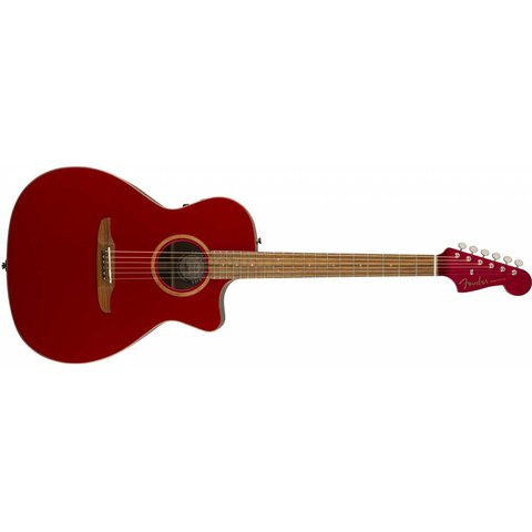 Newporter Classic, Hot Rod Red Metallic w/bag