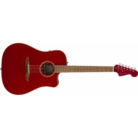 Redondo Classic, Hot Rod Red Metallic w/bag