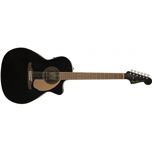 Fender Newporter Player, Jetty Black