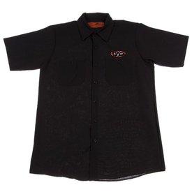 EVH EVH Woven Shirt, Black, XXXL
