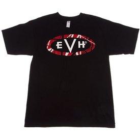 EVH EVH Logo T-Shirt, Black, XXXL