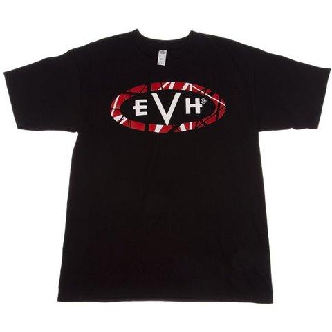 EVH Logo T-Shirt, Black, XXXL