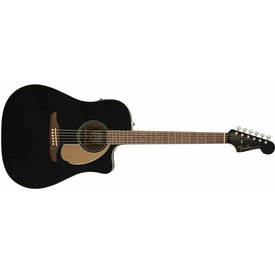 Fender Redondo Player, Jetty Black