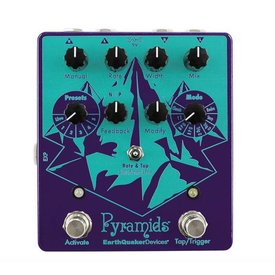 EarthQuaker Devices EarthQuaker Devices Pyramids Stereo Flanger