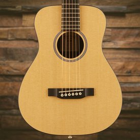 Martin Martin LXM New Little Martin w/ Deluxe Bag S/N: 297978