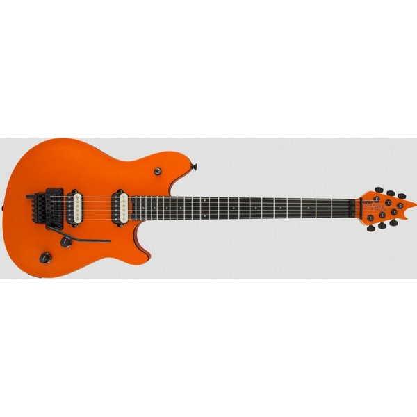 EVH EVH Wolfgang Special, Ebony Fingerboard, Satin Orange Crush