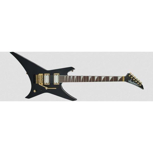 Jackson X Series Warrior WRX24, Rosewood Fingerboard, Gloss Black