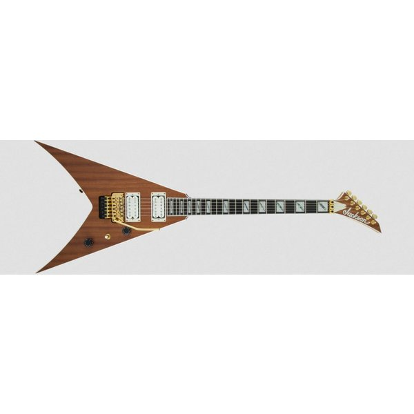 Jackson Pro Series King V KV MAH, Ebony Fingerboard, Natural