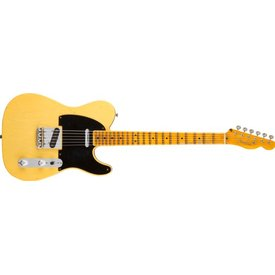 Fender Custom Shop 20th Anniversary Relic Nocaster, Maple Fingerboard, Nocaster Blonde