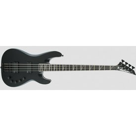 Jackson USA Signature David Ellefson Concert Bass CB IV, Ebony Fingerboard, Satin Black