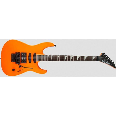 X Series Soloist SL3X, Rosewood Fingerboard, Neon Orange