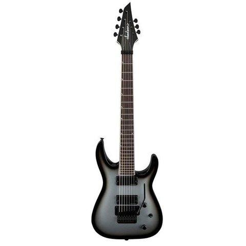 X Series Soloist SLATXSD3-7, Rosewood Fingerboard, Silverburst