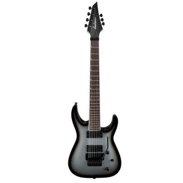 Jackson X Series Soloist SLATXSD3-7, Rosewood Fingerboard, Silverburst