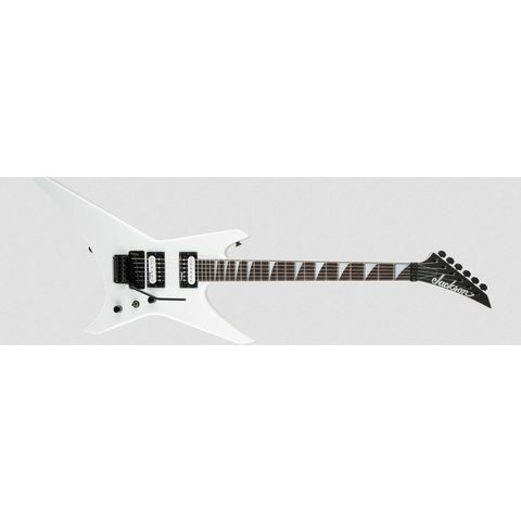 JS Series Warrior JS32, Rosewood Fingerboard, Snow White