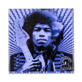 Fender Fender Jimi Hendrix Collection''Kiss the Sky'' Magnet