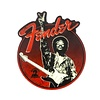 Fender Jimi Hendrix Collection ''Peace Sign'' Magnet
