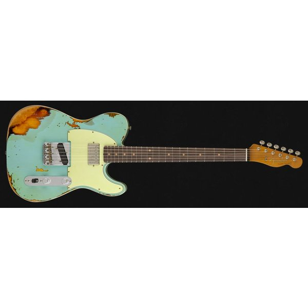 Fender Custom Shop 2018 LTD REV CUS HS TELE HREL - ADBLo3SB